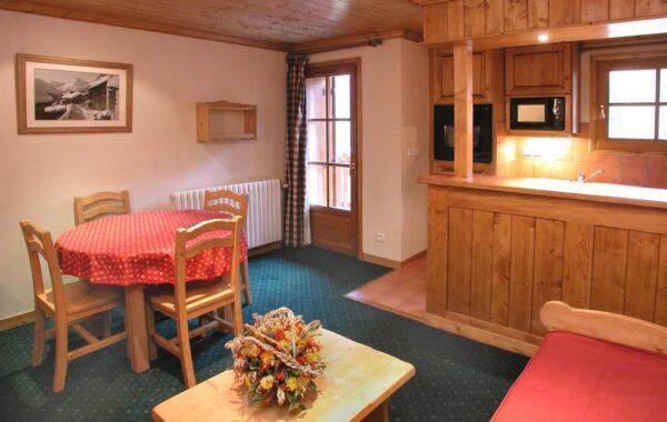 Alpina Lodge apartamentai