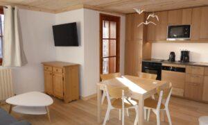 Alpina Lodge apartamentai Prancūzijoje