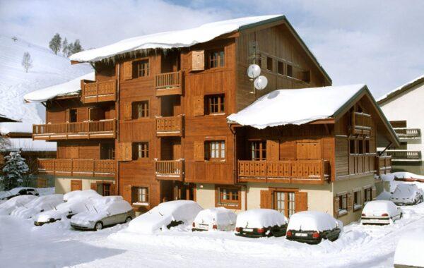 Slidinėjimas Les deux Alpes