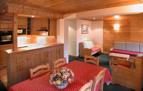 Les deux alpes, Alpina Lodge