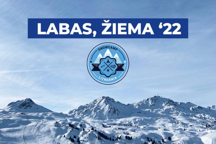slidinėjimas 2022